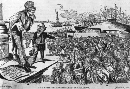Historical Overview of Immigration Policy
