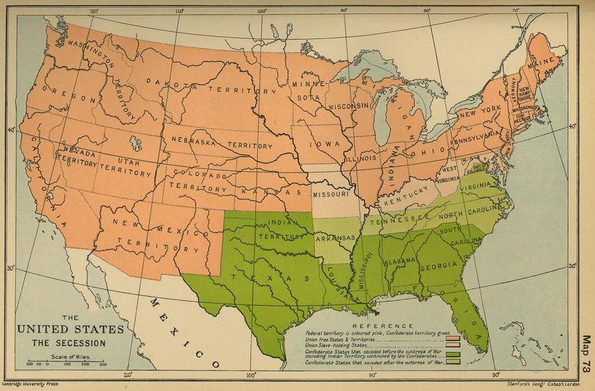 "War Between The States ""war Between The States"""