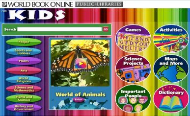 worldbook for kids