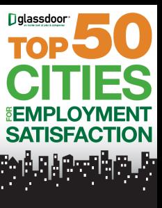 top 50 cities 2013