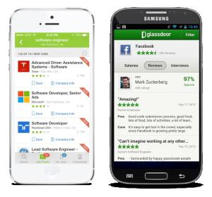 glassdoor app