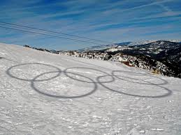 olympic snow rings
