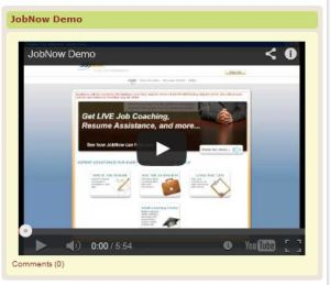 jobnow demo