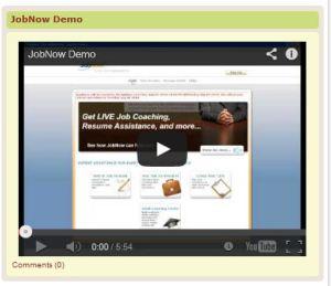 jobnow demo