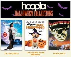 hoopla halloween movies