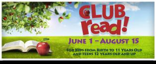 2015 club read
